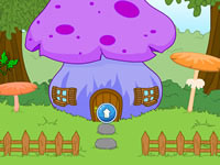 Jeu Escape Mushroom Forest