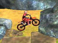 Jeu Moto Trials Temple