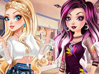 Jeu Les filles d'Ever After High