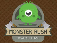 Jeu gratuit Monster Rush Tower Defense