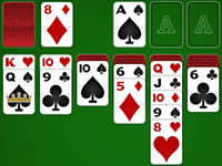 Jeu Card Game Solitaire