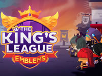 Jeu gratuit The Kings League - Emblems