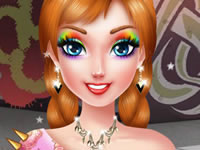 Jeu Princesse Anna Punk Rock