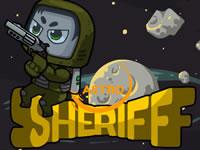 Jeu Astro Sheriff