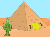 Jeu Escape Dry Desert