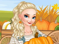 Jeu Elsa récolte d'automne