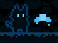 Jouer à Chat Foncu00e9 - Petite Adventure