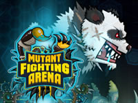 Jeu gratuit Mutant Fighting Arena