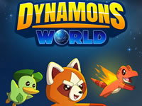 Jeu Dynamons World