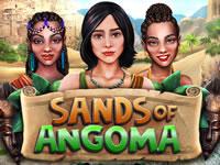 Jeu Le désert d'Angoma