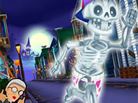 Jeu Angry Gran Run - Halloween Village