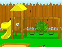 Jeu Backyard Escape