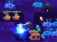 Jeu The Lost Planet Tower Defense