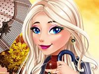 Jeu gratuit Elsa et Anna se relookent pour l'automne