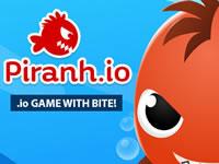 Jeu Piranh.io