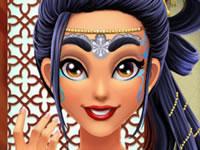 Jeu Jasmine Concours de Maquillage