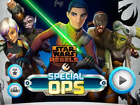 Jeu Star Wars Rebels - Special Ops
