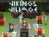 Jeu Vikings Village Party Hard