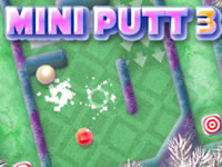 Jeu Mini Putt Gem Holiday