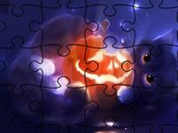 Jeu Jigsaw Puzzle Halloweeny