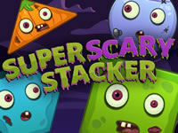 Jeu Super Scary Stacker