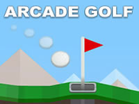 Jeu Arcade Golf