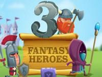 Jeu 3 Fantasy Heroes