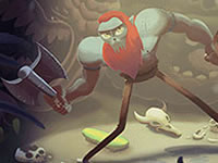 Jeu gratuit Billy the Giant Hunter