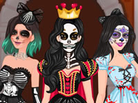 Jeu Halloween chez les Kardashian
