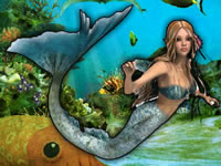 Jeu Atlantic Mermaid Escape