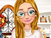 Jeu gratuit Rapunzel Autumn Fashion Story