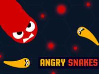 Jeu Angry Snakes