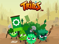 Jeu Tribs.io