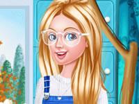 Jeu Barbie Coin Lecture