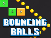 Jeu Bouncing Balls Game