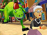 Jeu gratuit Angry Gran Run India