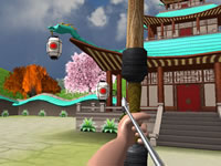 Jeu gratuit Archery Expert 3D - Japan