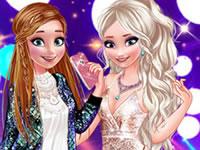 Jeu Disney Vlog - Anna et Elsa