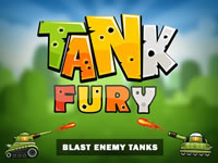 Jeu Tank Fury