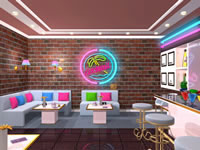 Jeu Amajeto Cocktail Bar 2