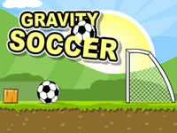 Jeu gratuit Gravity Soccer