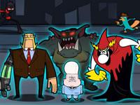 Jeu Villains Unite