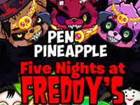 Jeu Pen Pineapple Five Nights At Freddy's
