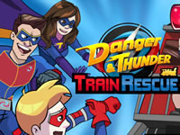 Jeu Train Rescue