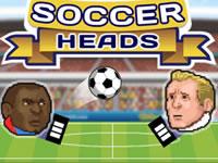 Jeu Soccer Heads