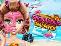 Jeu Shopaholic Maldives