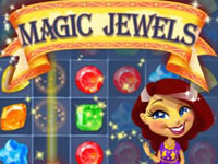 Jeu Magic Jewels
