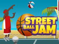 Jeu Street Ball Jam