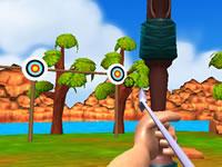Jeu Archery Expert 3D - Small Island