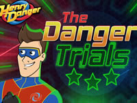 Jeu The Danger Trials
